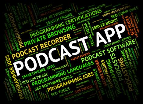 Free Stock Photo of Podcast App Shows Broadcasts Broadcast And Download
