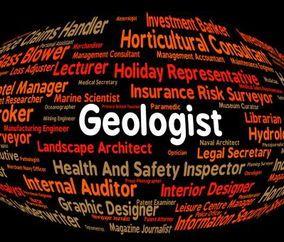 Free Stock Photo of Geologist Job Shows Science Specialist And Expertise