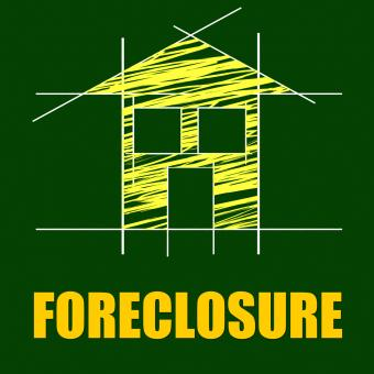 Free Stock Photo of Foreclosure House Indicates Repayments Stopped And Apartment
