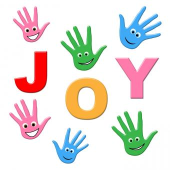 Free Stock Photo of Joy Kids Shows Happy Youngsters And Child