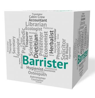 Free Stock Photo of Barrister Job Indicates Advocates Counselors And Counselor
