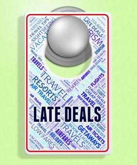 Free Stock Photo of Late Deals Indicates Last Minute And Bargain