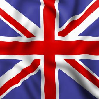Free Stock Photo of Union Jack Indicates English Flag And Britain