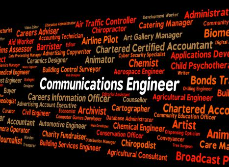 Free Stock Photo of Communications Engineer Represents Networking Position And Telec
