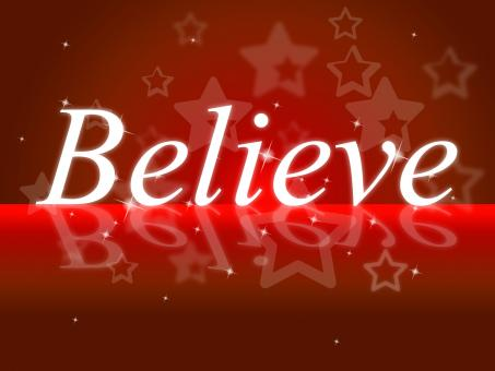Free Stock Photo of Belief Shows Believe In Yourself And Hope