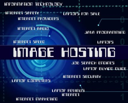 Free Stock Photo of Image Hosting Indicates Computer Pictures And Snapshot