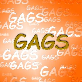 Free Stock Photo of Gags Words Means Ha Jokes And Laughter