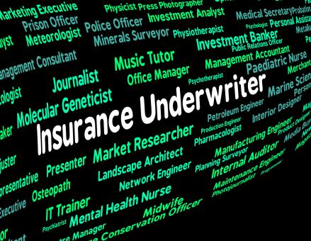 Free Stock Photo of Insurance Underwriter Represents Policy Protection And Insured