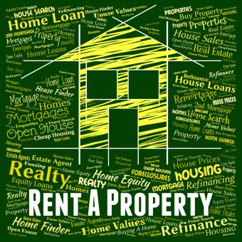 Free Stock Photo of Rent Property Represents Real Estate And Apartment