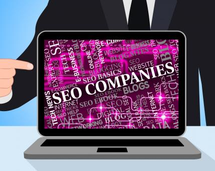Free Stock Photo of Seo Companies Represents Search Engine And Businesses