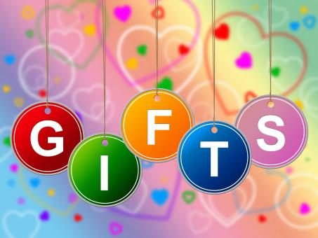 Free Stock Photo of Gift Gifts Represents Greeting Surprises And Celebrate