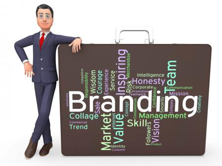 Free Stock Photo of Branding Words Indicates Wordcloud Brands And Store