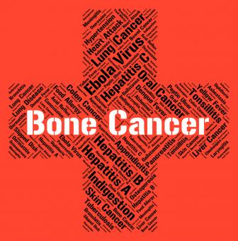 Free Stock Photo of Bone Cancer Represents Poor Health And Afflictions