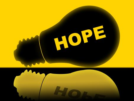 Free Stock Photo of Hope Lightbulb Means Wants Wish And Wanting
