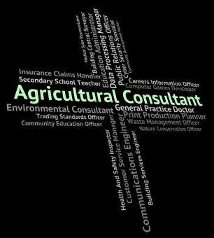Free Stock Photo of Agricultural Consultant Means Counsellor Consultation And Guide