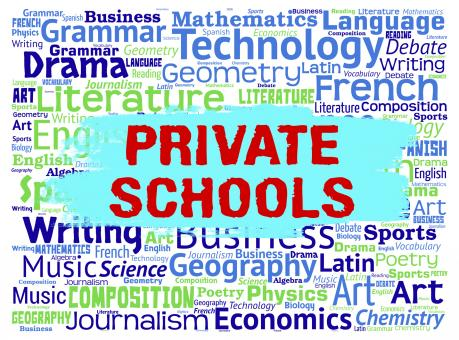 Free Stock Photo of Private Schools Means Non State And Educating