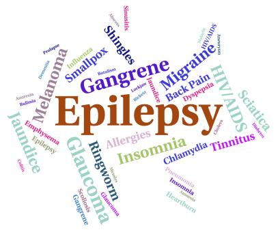 Free Stock Photo of Epilepsy Illness Means Poor Health And Afflictions
