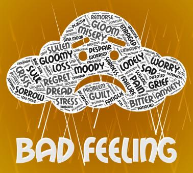 Free Stock Photo of Bad Feeling Indicates Ill Will And Animosity