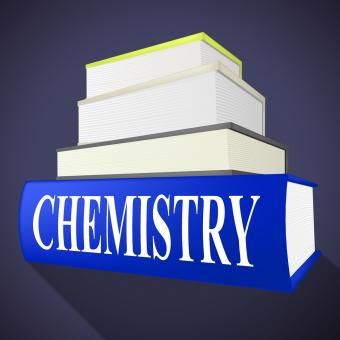 Free Stock Photo of Chemistry Books Indicates Fiction Research And Formula