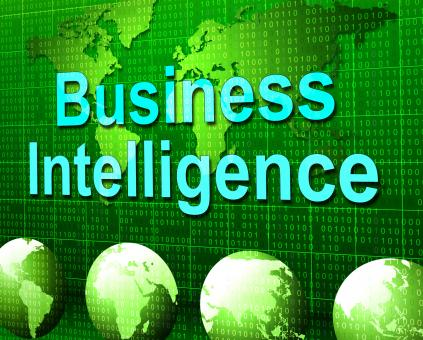 Free Stock Photo of Business Intelligence Means Know How And Biz
