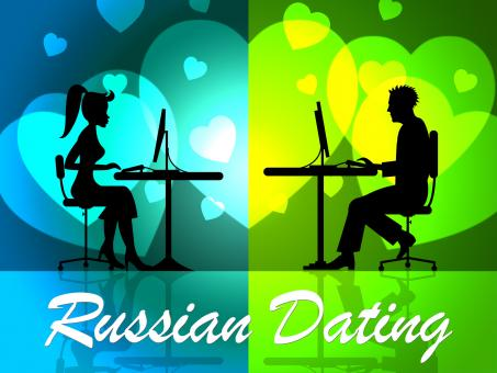 Free Stock Photo of Russian Dating Represents Partner Relationship And Romance