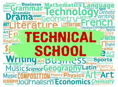 Free Stock Photo of Technical School Indicates Specialist Education And Learning