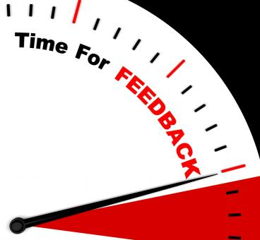 Free Stock Photo of Time For feedback Representing Opinion Evaluation And Surveys
