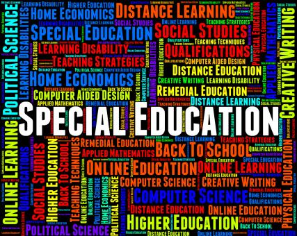 Free Stock Photo of Special Education Represents Gifted Children And Development