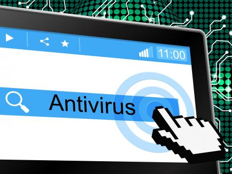 Free Stock Photo of Online Antivirus Indicates World Wide Web And Firewall