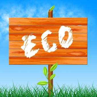 Free Stock Photo of Eco Friendly Represents Go Green And Eco-Friendly