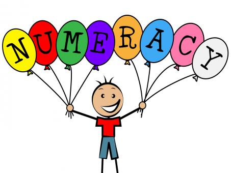 Free Stock Photo of Numeracy Balloons Represents Youths Son And Numerical
