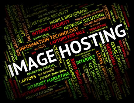 Free Stock Photo of Image Hosting Represents Pictures Webhost And Www