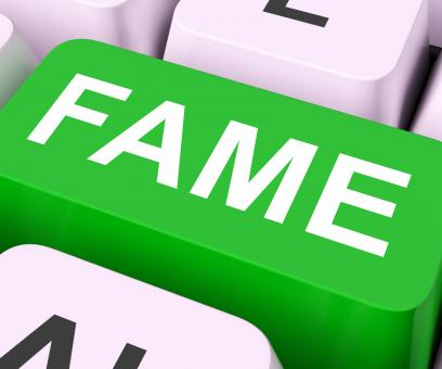 Free Stock Photo of Fame Keys Mean Renowned Or Popular