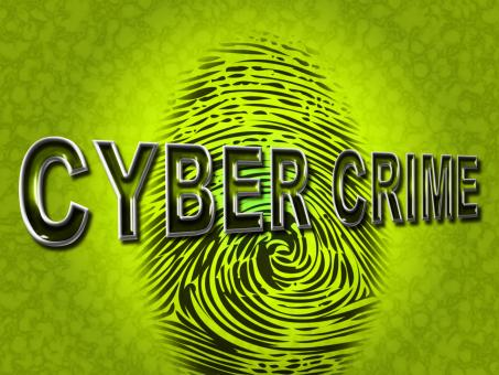 Free Stock Photo of Cyber Crime Indicates Spyware Malware And Hackers