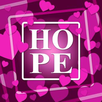 Free Stock Photo of Hope Hearts Shows In Love And Affection