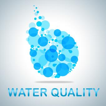 Free Stock Photo of Water Quality Represents Approve Perfection And Checked
