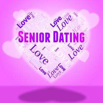 Free Stock Photo of Senior Dating Represents Retired Sweethearts And Dates