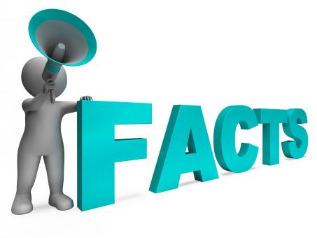 Free Stock Photo of Facts Character Shows Details Information And Knowledge
