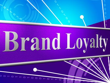 Free Stock Photo of Brand Loyalty Shows Company Identity And Branded