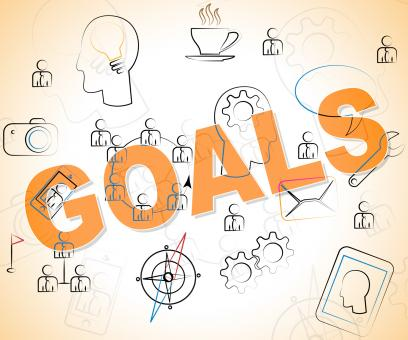 Free Stock Photo of Business Goals Means Objective Achieve And Corporation
