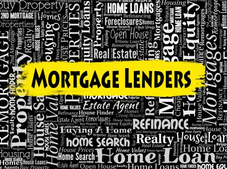 Free Stock Photo of Mortgage Lenders Shows Home Loan And Banking