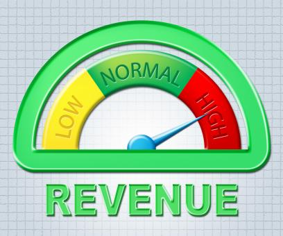 Free Stock Photo of High Revenue Indicates Gauge Profit And Excess
