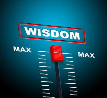 Free Stock Photo of Wisdom Max Means Upper Limit And Ability