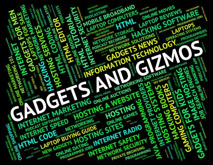 Free Stock Photo of Gadgets And Gizmos Represents Mod Con And Tools