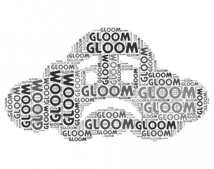 Free Stock Photo of Gloom Word Indicates Wordclouds Woe And Wordcloud