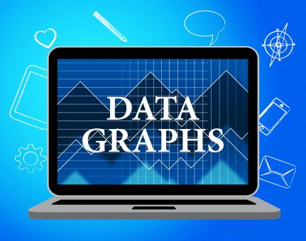 Free Stock Photo of Data Graphs Means Statistical Diagram And Bytes