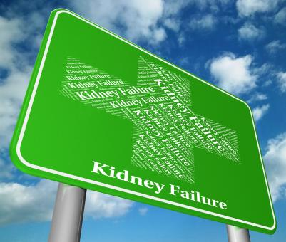Free Stock Photo of Kidney Failure Indicates Lack Of Success And Advertisement