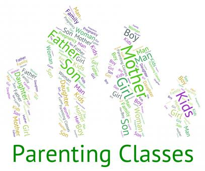 Free Stock Photo of Parenting Classes Means Mother And Child And Childhood