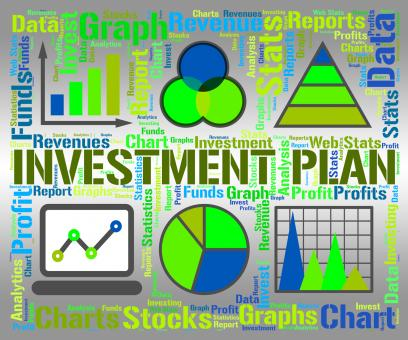 Free Stock Photo of Investment Plan Represents Investments Proposal And Savings