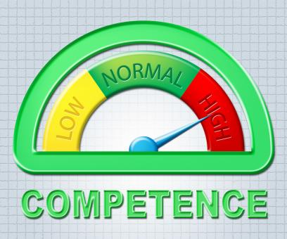 Free Stock Photo of High Competence Means Expertness Competency And Higher